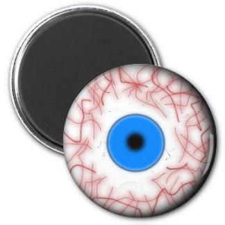 Blue Eyeball Magnet