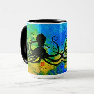 Blue-Eyed Miami - 15 oz. Combo Mug