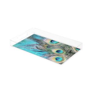 Blue Eyes Acrylic Tray