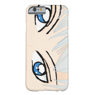 Blue eyes barely there iPhone 6 case