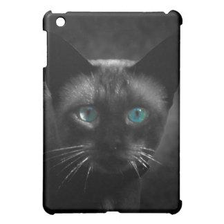 Blue Eyes Siamese Cat iPad Case