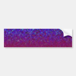 Blue Fade Customizables Bumper Sticker