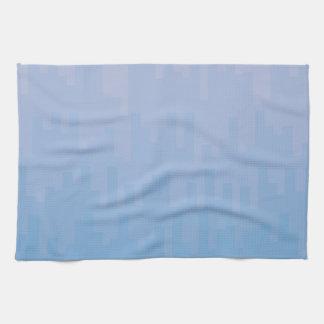 Blue Fade Tea Towel