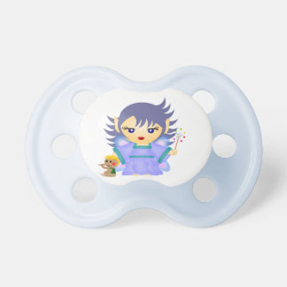 Blue Fairy Baby Pacifiers