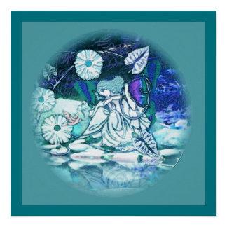 Blue Fairy Butterfly