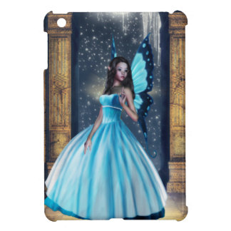 Blue Fairy Cover For The iPad Mini