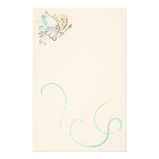 Blue Fairy Stationary Stationery