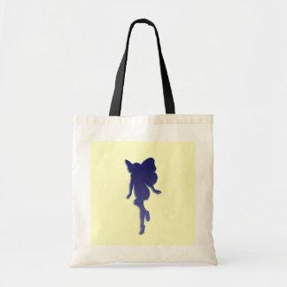 Blue Fairy Tote Bag