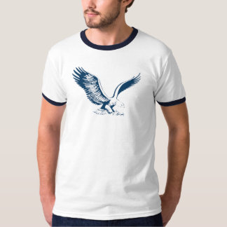 Blue falcon : Blue SS T-Shirt