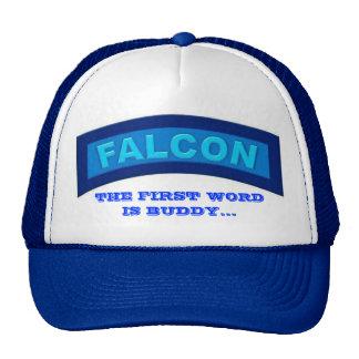 BLUE FALCON HAT