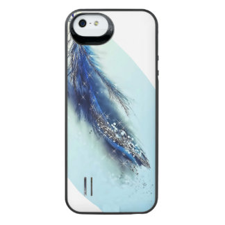 Blue Feather iPhone SE/5/5s Battery Case