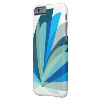 Blue Feathers Barely There iPhone 6 Case