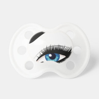 Blue Female Eye Dummy