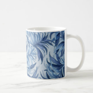 Blue Fern Coffee Mug
