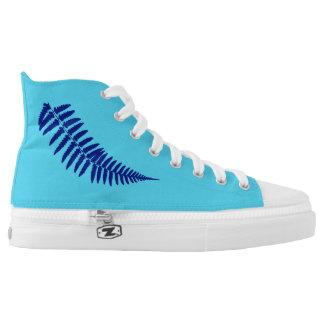 Blue Fern Shoes