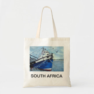 Blue Fishing Boat Bag