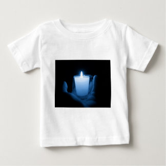 Blue Flame Baby T-Shirt