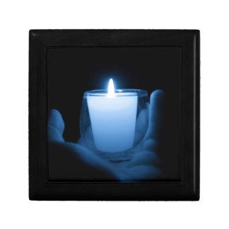 Blue Flame Gift Box