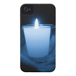 Blue Flame iPhone 4 Case-Mate Cases