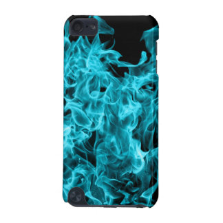 Blue flames iPod touch 5G case