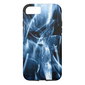 Blue Flash iPhone 8/7 Case
