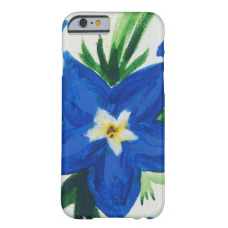 Blue Flower Case
