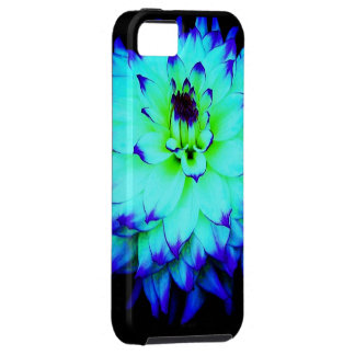 Blue Flower iPhone 5 Cover