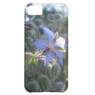 Blue Flower Haze iPhone 5C Case