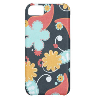 Blue Flower iPhone 4/4S Case