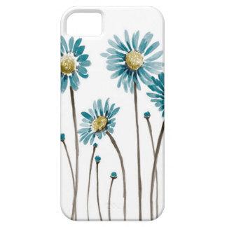 Blue Flower iphone 5 case
