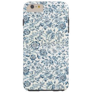 Blue Flower iPhone 6/6S Plus Tough Case