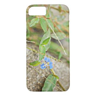 Blue Flower iPhone 8/7 Case