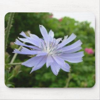 Blue Flower Mousepad