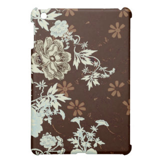Blue Flowers iPad 1 Speck Case Cover For The iPad Mini