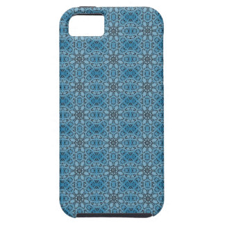 Blue Flowers iPhone 5 Case