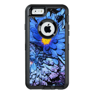 Blue Flowers OtterBox Case