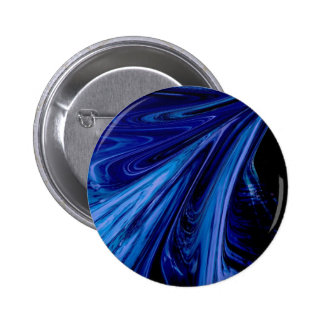 blue fluid pinback buttons