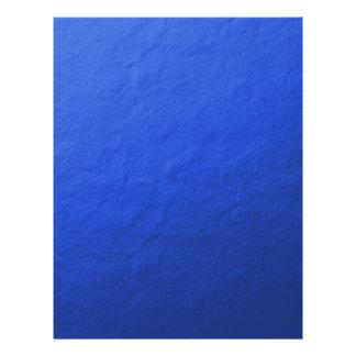 Blue Foil Printed 21.5 Cm X 28 Cm Flyer