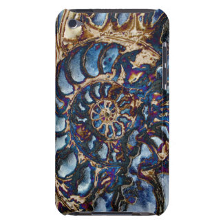 Blue Fossil iPod Case-Mate Cases