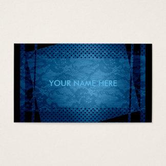 Blue Frame Business Card 100 pack,
