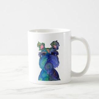 Blue Fritz Coffee Mug