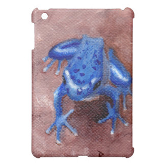 Blue Froggy Speck Case Case For The iPad Mini