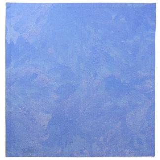 Blue Frost Napkin