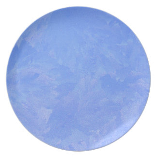 Blue Frost Plate