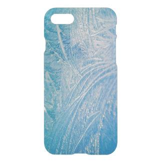 Blue Frozen Ice iPhone 7 Case