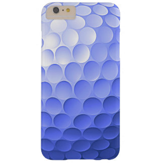 Blue G Ball Barely There iPhone 6 Plus Case