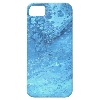 Blue Galaxy Barely There iPhone 5 Case