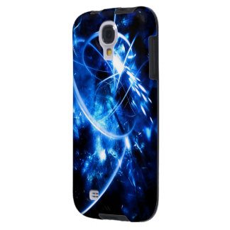 Blue Galaxy Galaxy S4 Case
