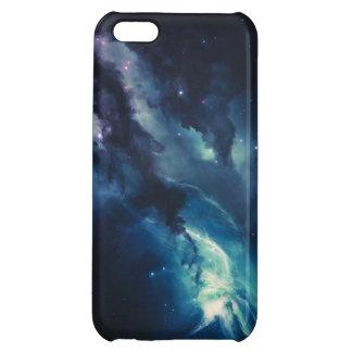 Blue Galaxy iPhone 5C Case
