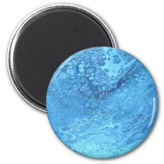 Blue Galaxy Magnet